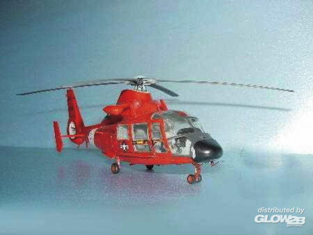 Trumpeter 02801 Aerospatiale HH-65A Dolphin in 1:48