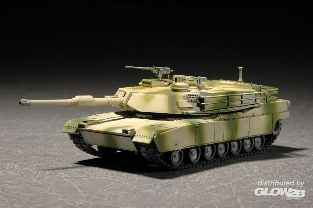 Trumpeter 07279 M1A2 Abrams MBT in 1:72
