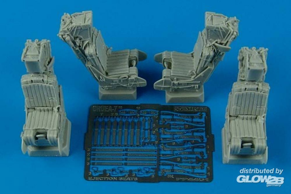 Aires 4401 M.B. GRUEA-7 (EA-6B) ejection seats in 1:48