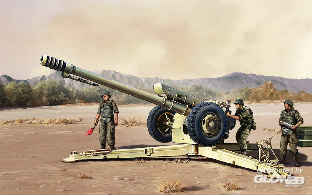 Trumpeter 02328 Sov.D30 122 mm Howitzer Early version in 1:35