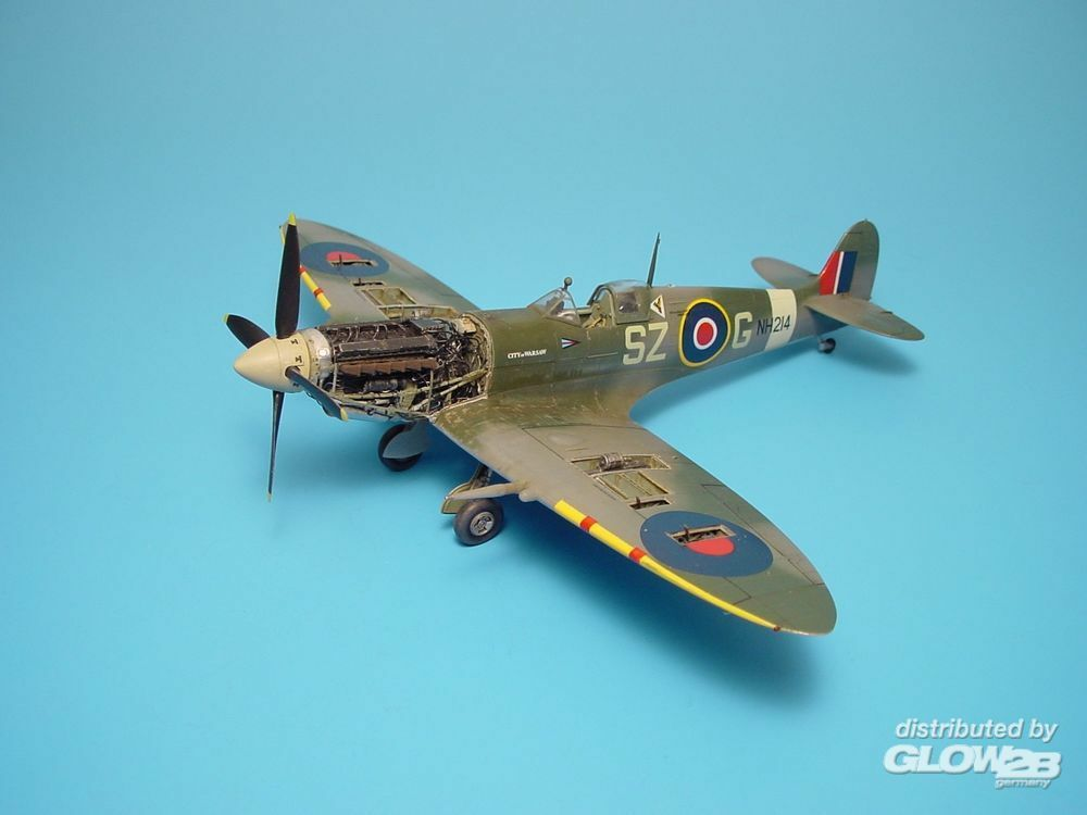 Aires 4250 Spitfire Mk.IXc in 1:48