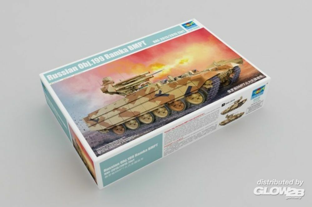 Trumpeter 05548 Russian BMPT in 1:35