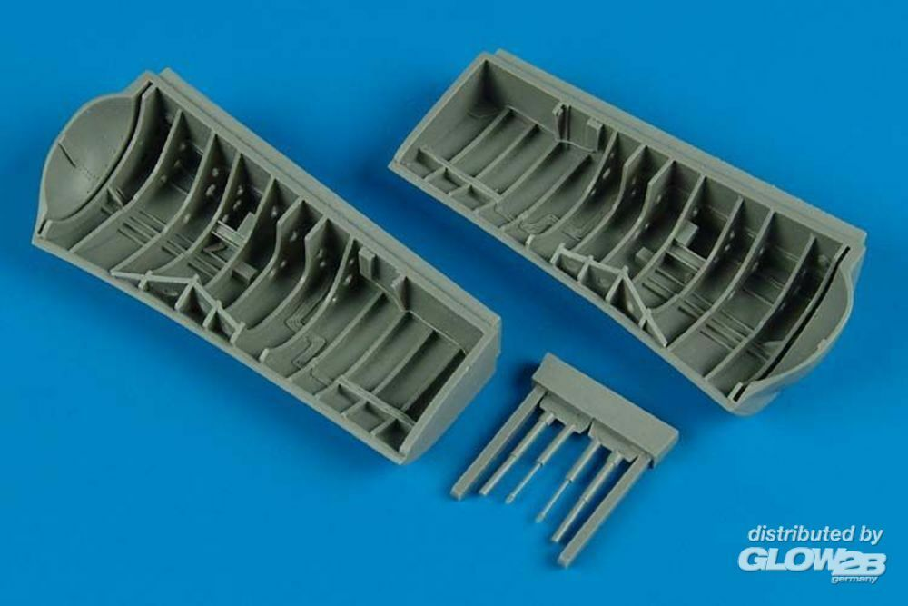 Aires 4489 SB2C-1C Helldiver wheel bay for Revell in 1:48
