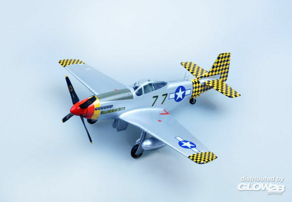 Easy Model 39303 P-51K LT.COL Older 23rd FG in 1:48
