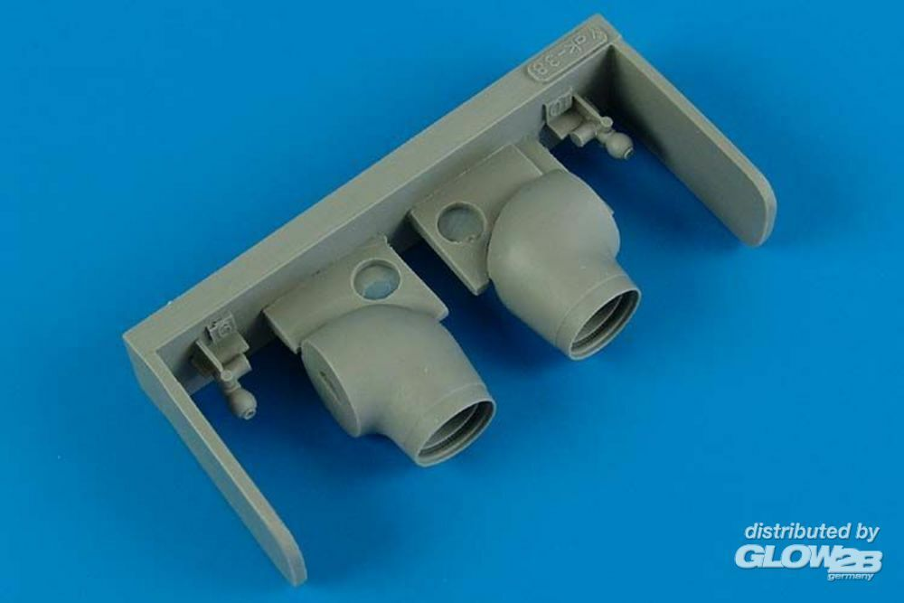 Aires 4533 YAK-38 variable exhaust nozzles for HB in 1:48