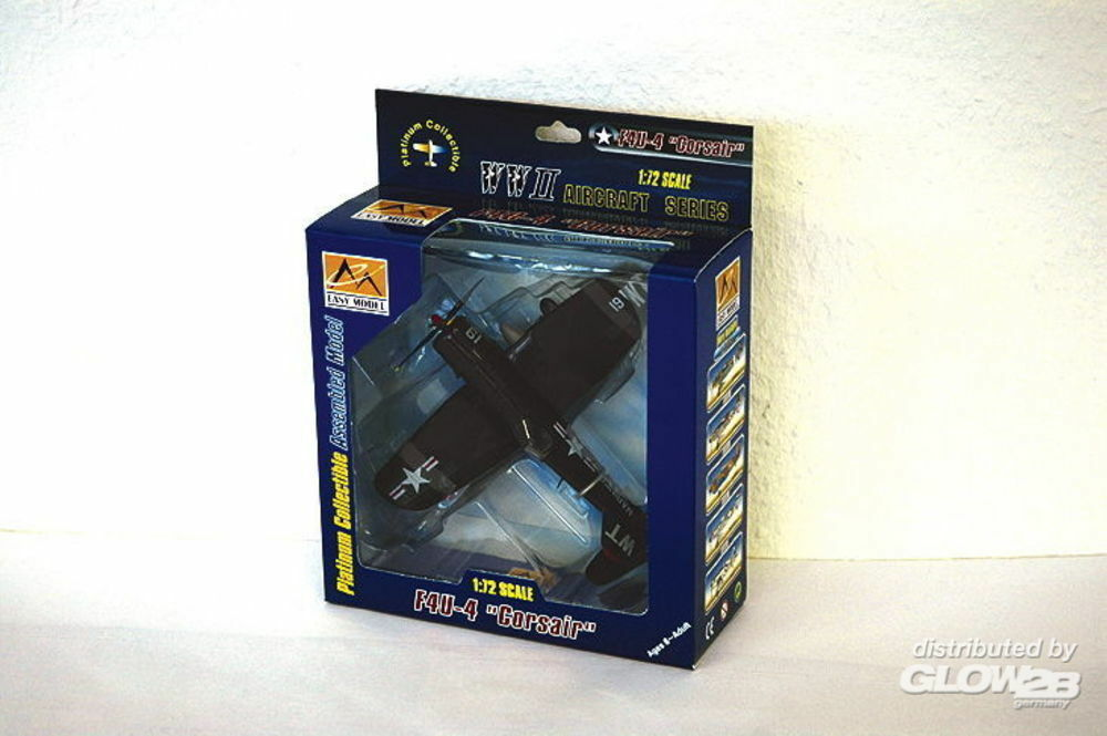 Easy Model 37238 F4U-4 Corsair VMF-232 U.S.M.C in 1:72