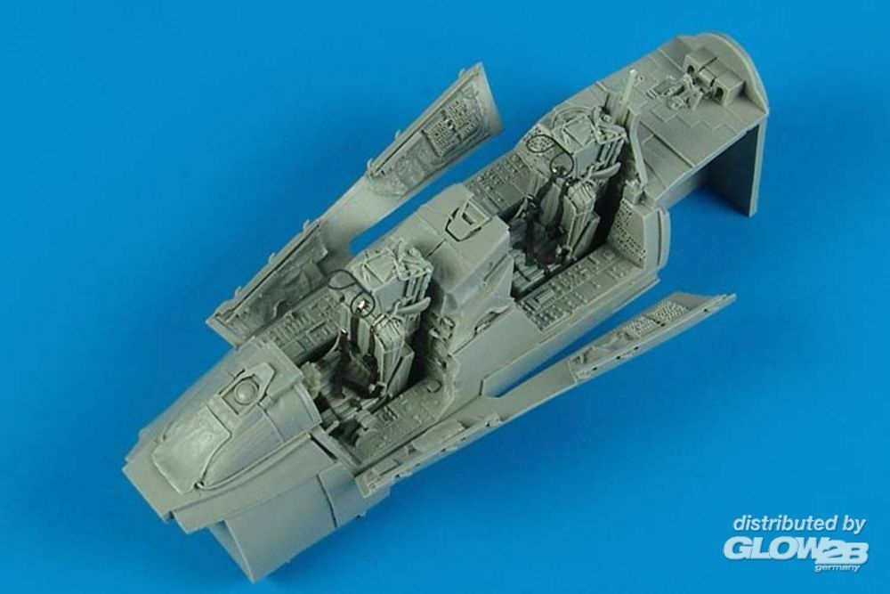 Aires 4519 F-14A Tomcat cockpit set for Hobby Boss in 1:48