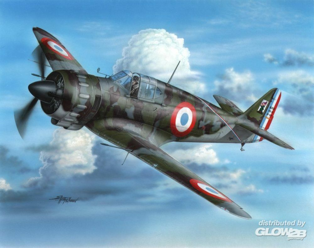 Special Hobby 100-SH32063 Bloch MB.152C1 Early Version in 1:32