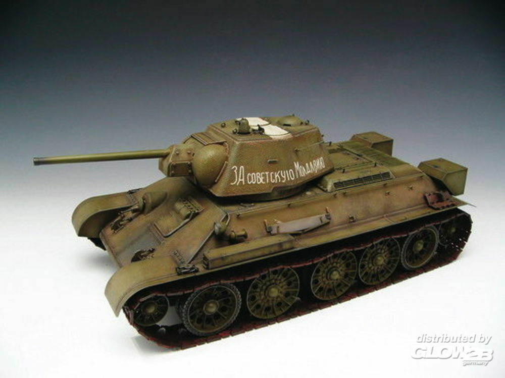 Trumpeter 00903 T-34/76 1943 in 1:16