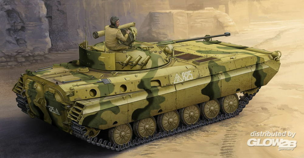 Trumpeter 05585 Russian BMP-2D IFD in 1:35