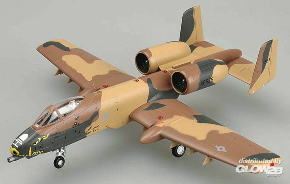 Easy Model 37113 917th Wing Barksdale AFB, Iraq 1990 in 1:72