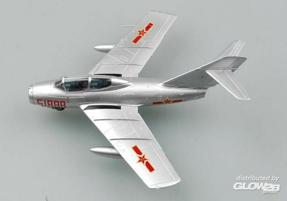 Easy Model 37138 Mig-15 UTI China PLA Air Force in 1:72