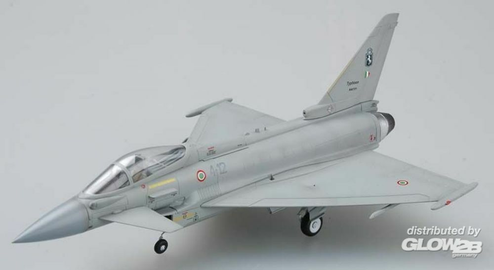 Easy Model 37143 EF-2000A Italian Aif Force in 1:72