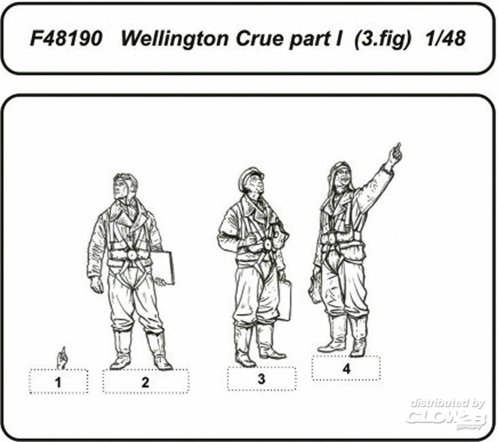 CMK 129-F48190 Wellington Crue Part I