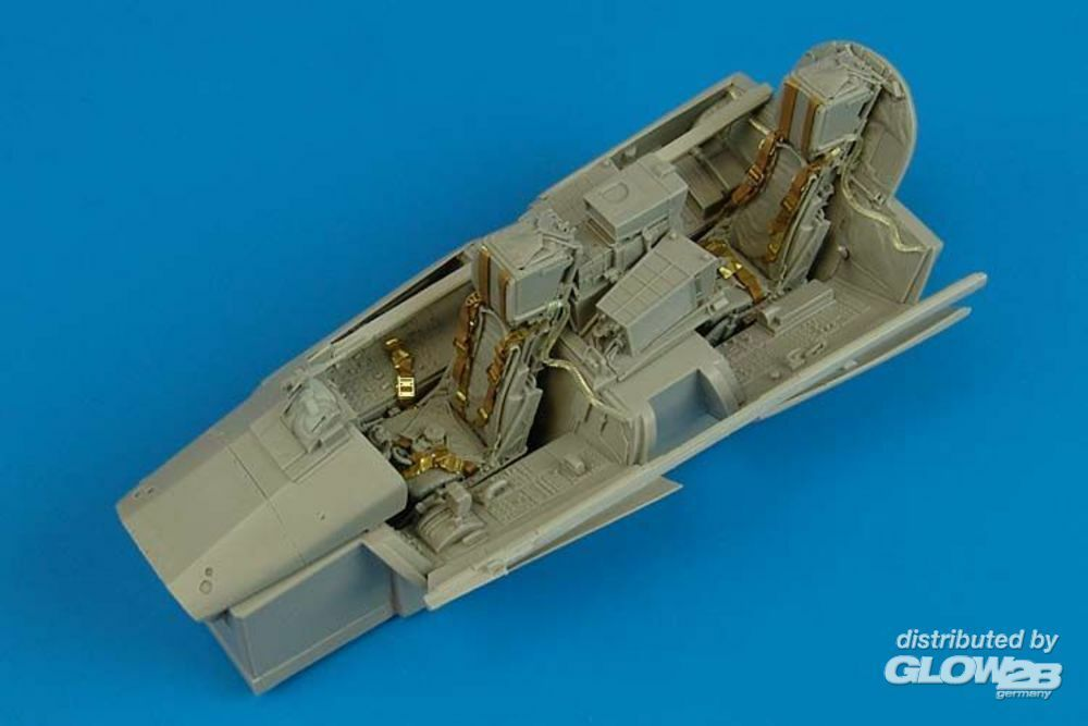 Aires 2130 Tornado IDS cockpit set for Revell in 1:32
