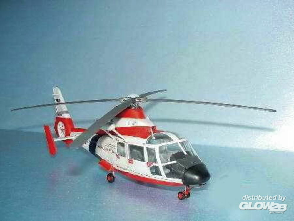 Trumpeter 02816 Eurocopter SA 365 N Dauphin 2 in 1:48
