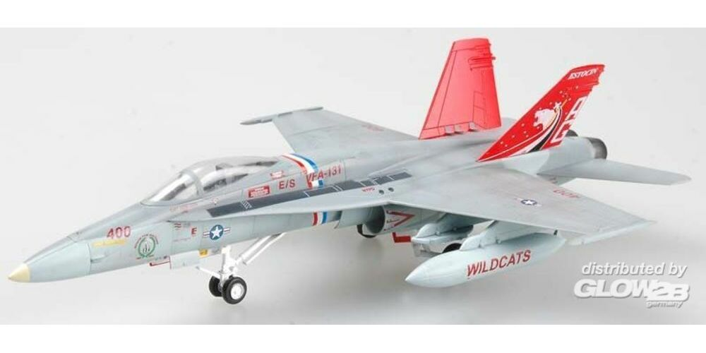 Easy Model 37117 F/A-18C US NAVY VFA-131 AG-400 in 1:72