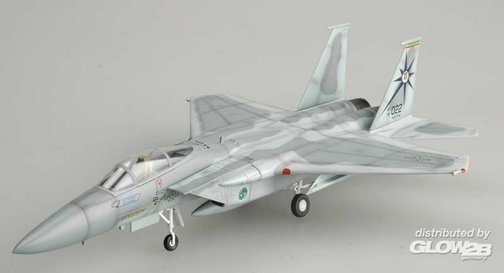 Easy Model 37122 F-15A 76-0022 318th FIS Green Dragons 84 in 1:72
