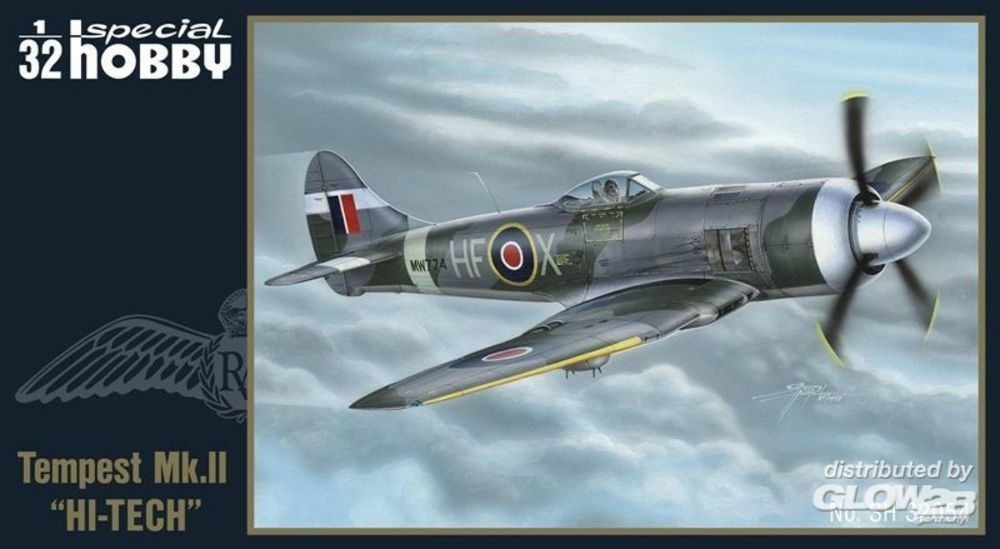 Special Hobby 100-SH32054 Tempest Mk.II