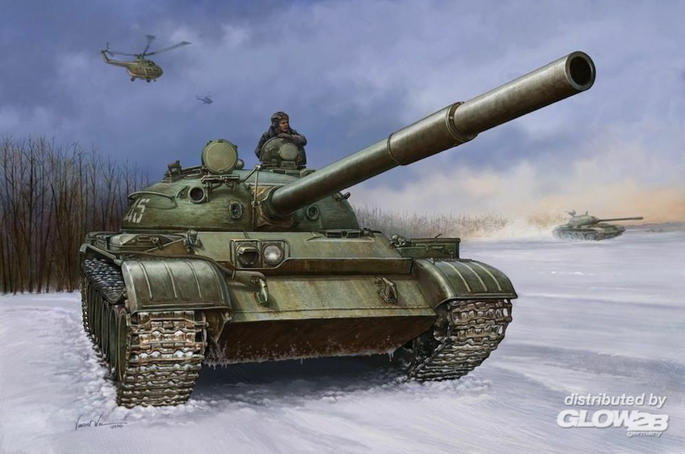 Trumpeter 01546 Russian T-62 Mod.1960 in 1:35