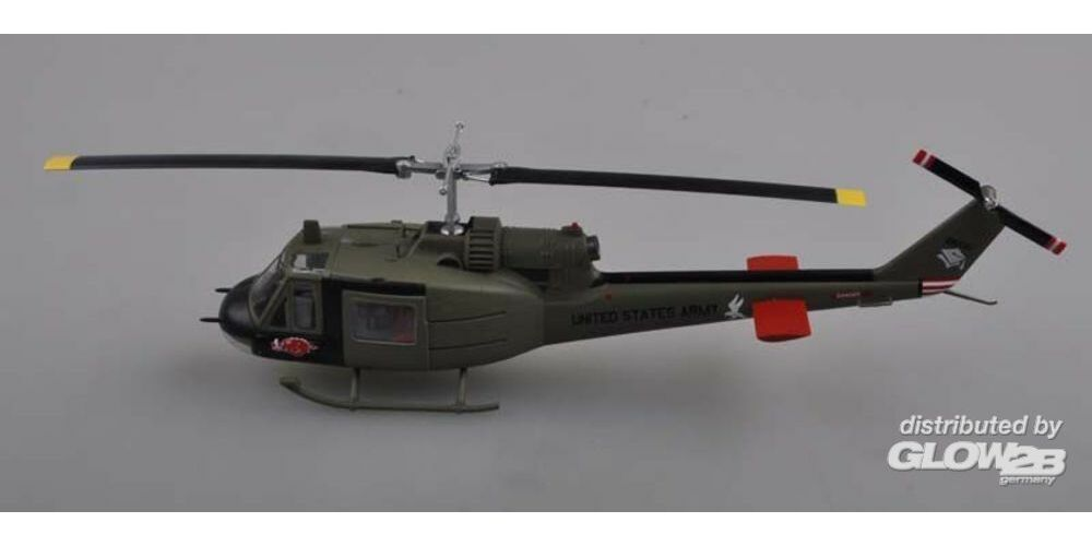 Easy Model 39316 UH-1C of the 12oth AHC, 3rd platoon,1969 in 1:48