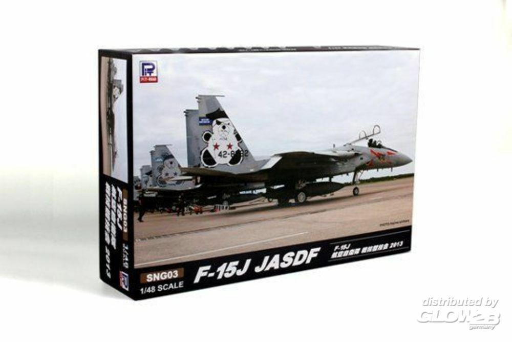 Lion Roar-GreatwallHobby SNG03 F-15J JASDF 2013 Special Version in 1:48