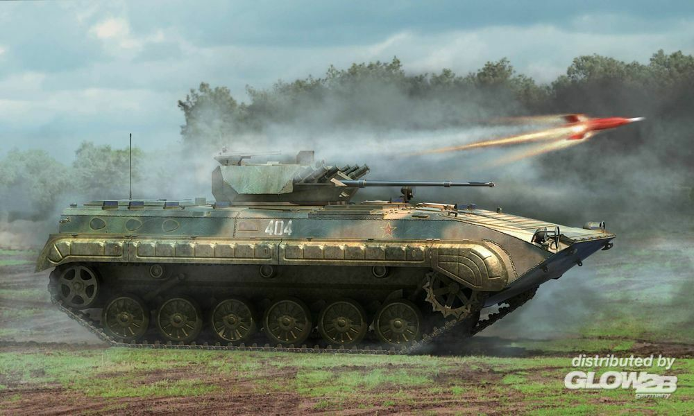 Trumpeter 05558 PLA ZBD-86B IFV in 1:35
