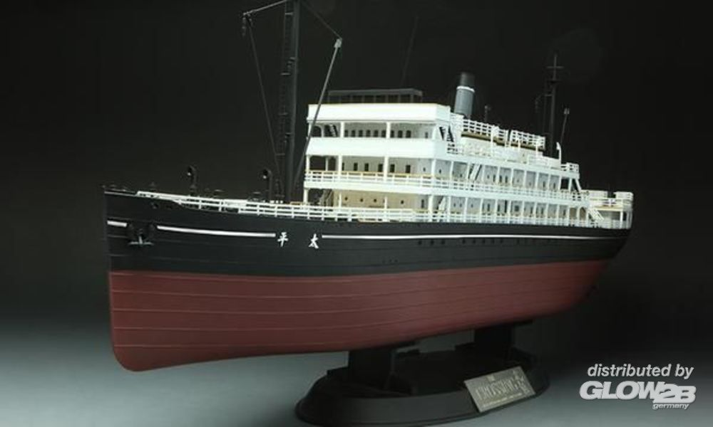 MENG-Model OS-001 THE CROSSING (The FIRST MENG SHIP MODEL) in 1:150
