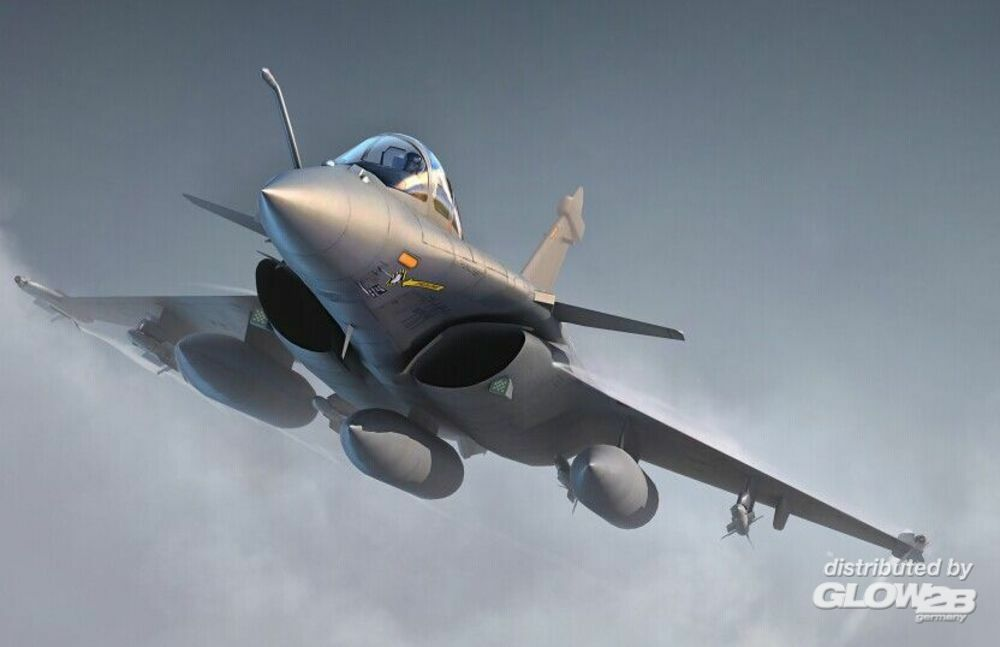 Trumpeter 03912 French Rafale C in 1:144