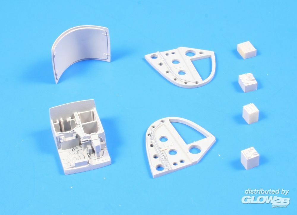 CMK 129-6007 UH-1D Nose Luggage Compartment (DRA) USA in 1:35