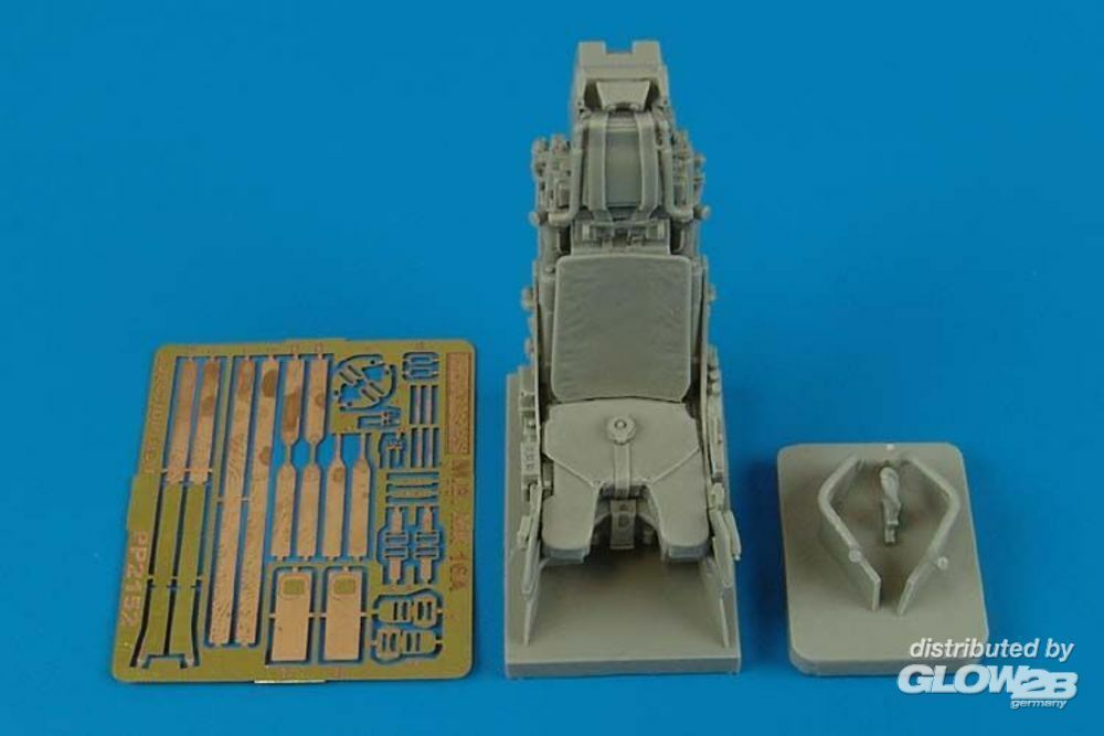 Aires 2152 M.B. Mk 16A ejection seat for EF 2000A in 1:32