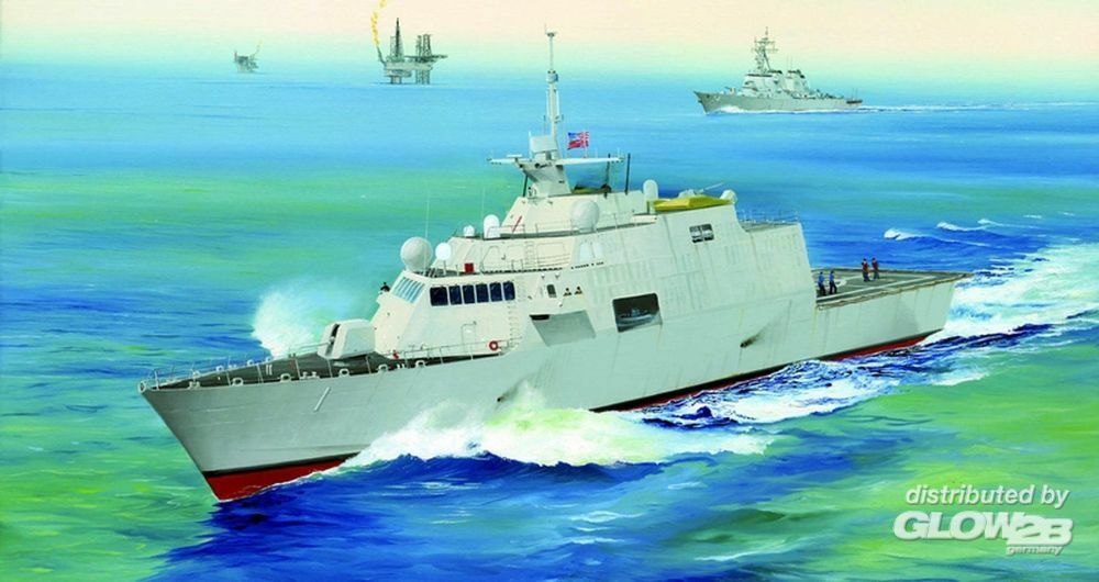 Trumpeter 04549 USS Freedom (LCS-1) in 1:350