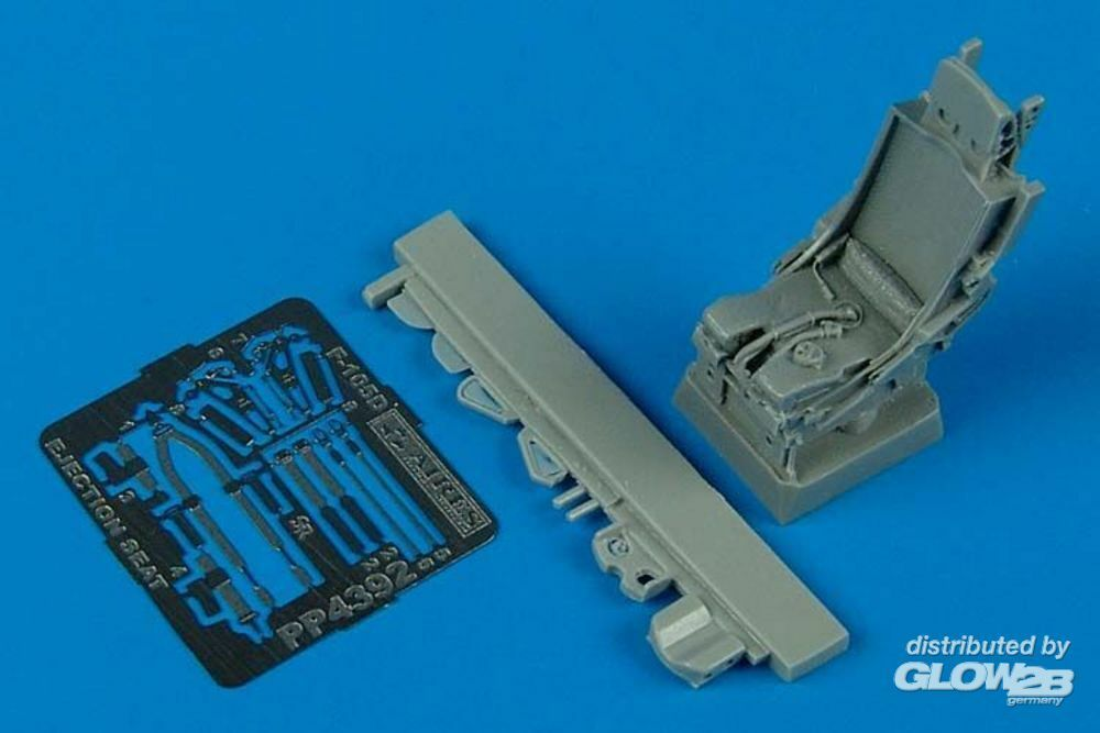 Aires 4392 Republic F-105D ejection seat in 1:48