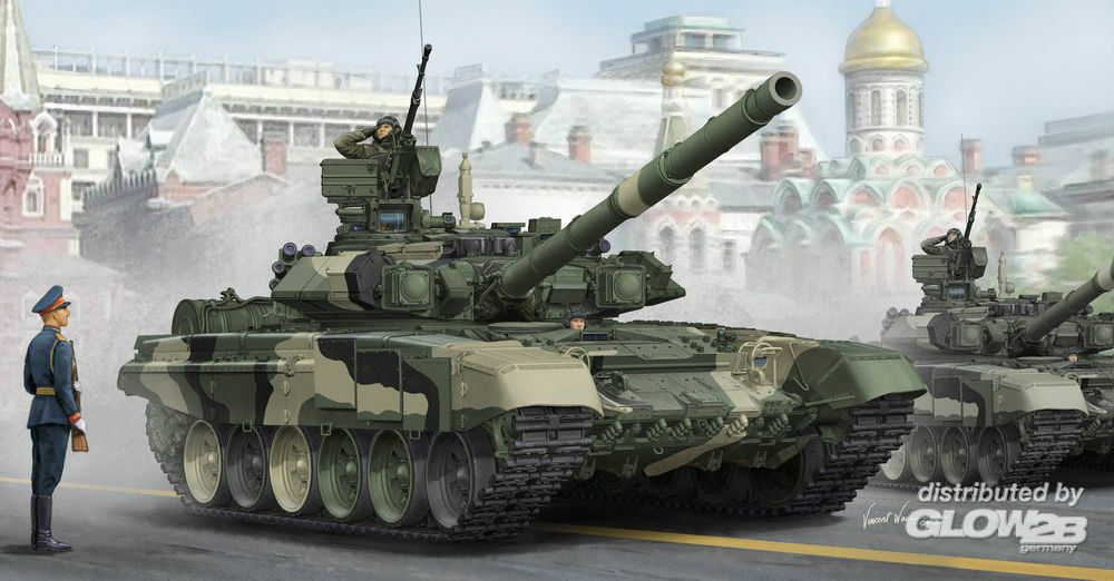 Trumpeter 05562 Russian T-90A MBT in 1:35