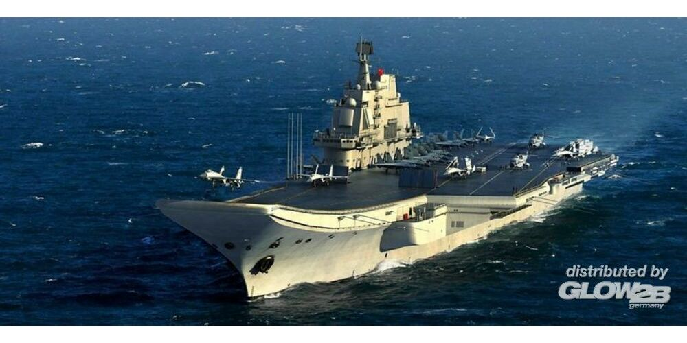 Trumpeter 06703 PLA Navy Aircraft Carrier in 1:700