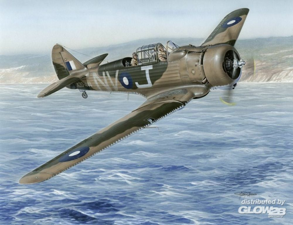 Special Hobby 100-SH48054 CAC CA-9 Wirraway in 1:48