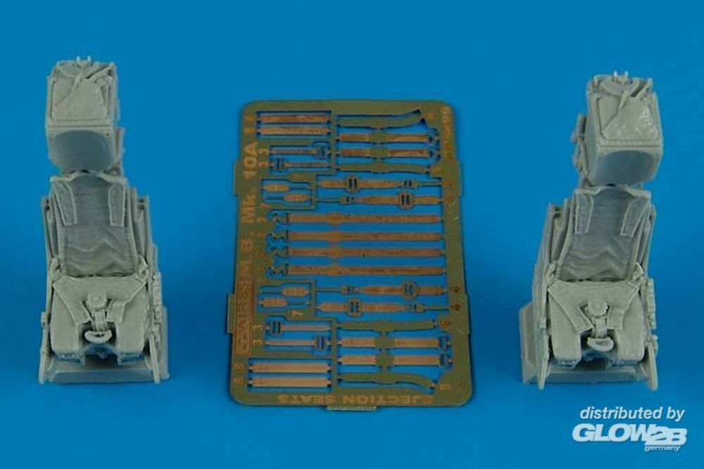 Aires 4499 M.B. MK. 10A ejection seats in 1:48