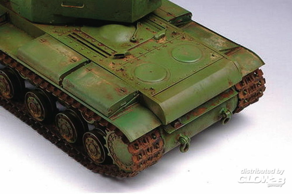 Trumpeter 00311 Russischer KV ``Big Turret`` in 1:35
