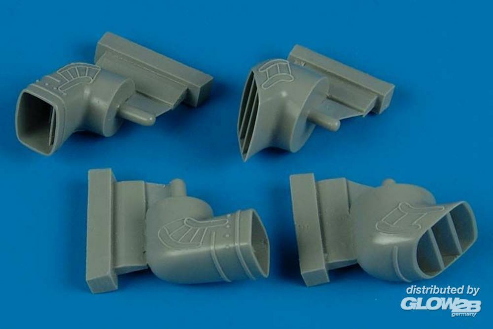 Aires 4469 Harrier GR.5/7 exhaust nozzles (HAS) in 1:48