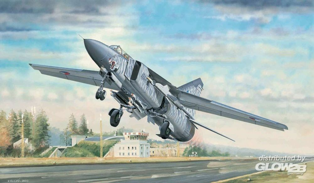 Trumpeter 03210 MiG-23ML Flogger-G in 1:32