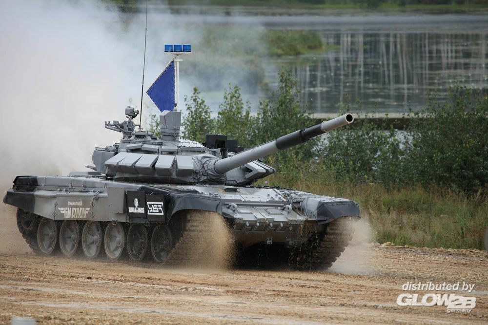 Trumpeter 09510 Russian T-72B3M MBT in 1:35