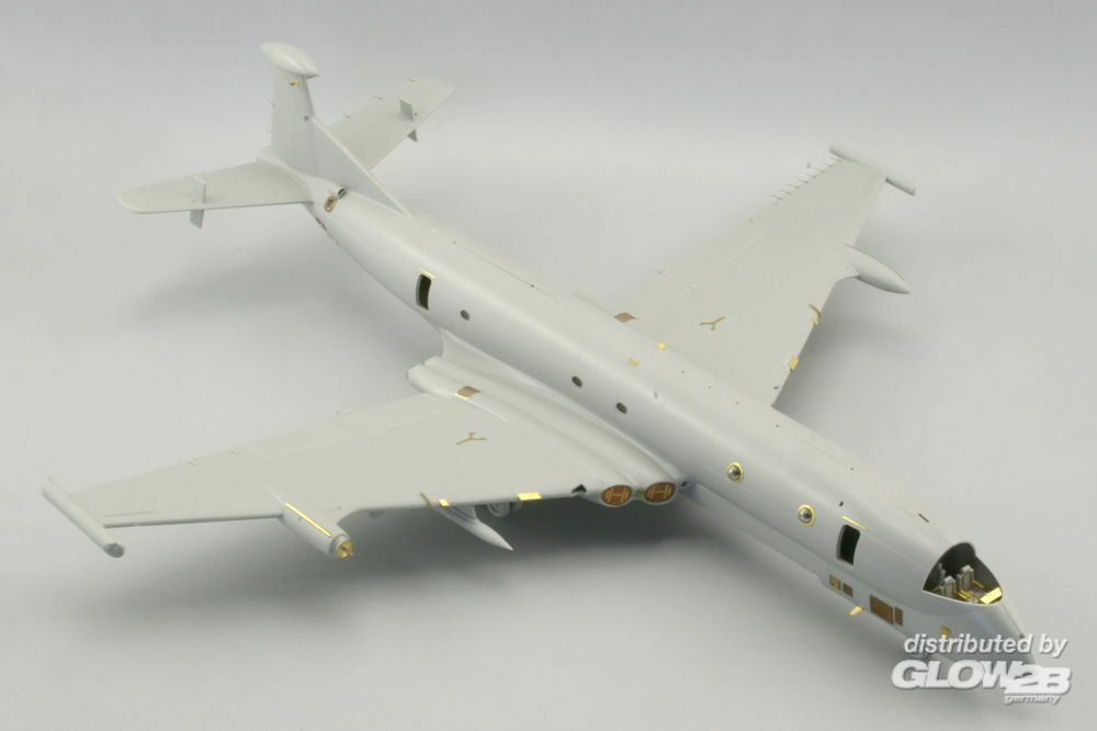 Eduard Accessories 72505 BAeNimrod exterior and surfacepanels AIR in 1:72