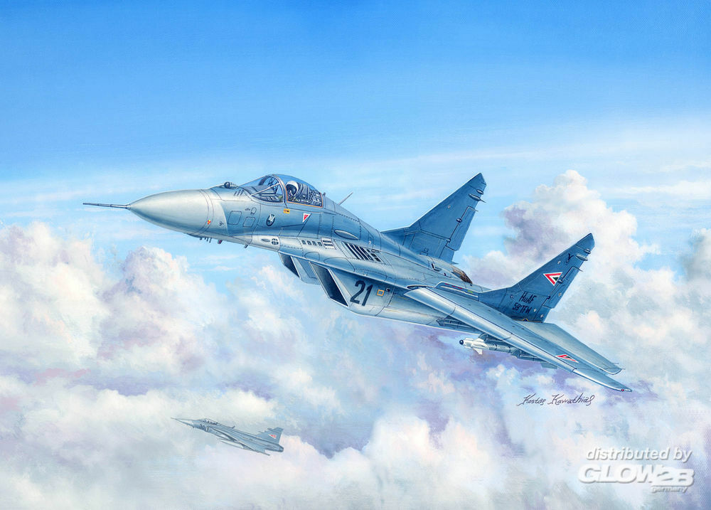 Trumpeter 03223 Russian MIG-29A Fulcrum in 1:32