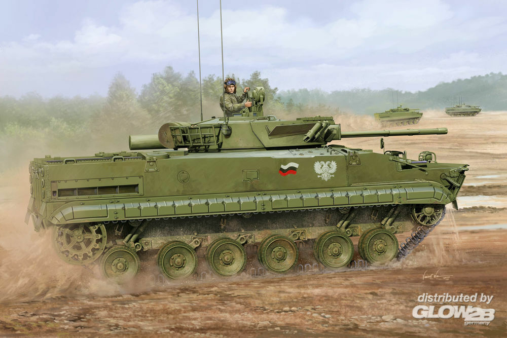 Trumpeter 01529 BMP-3F IFV in 1:35