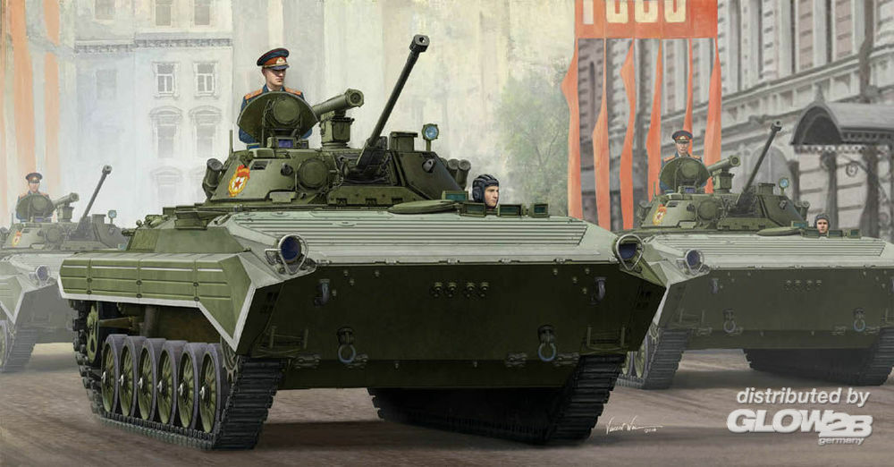 Trumpeter 05584 Russian BMP-2 IFV in 1:35