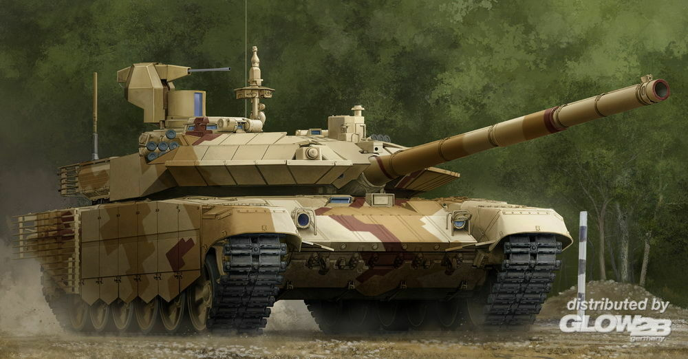 Trumpeter 09524 Russian T-90S MODERNISED (Mod2013) in 1:35