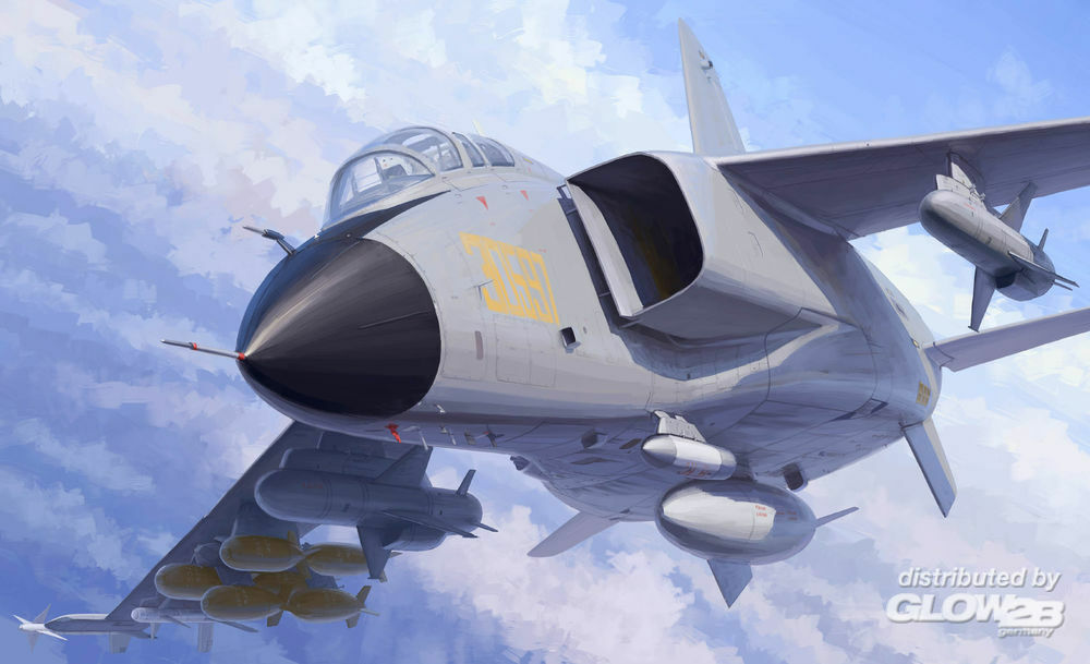 Trumpeter 01664 PLA JH-7A Flying Leopard in 1:72