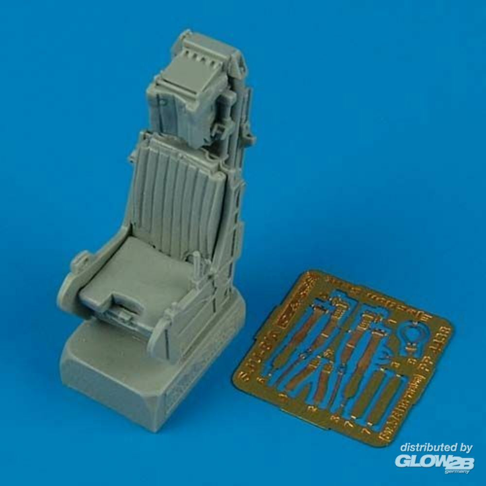 Aires 4438 SJU-8/A Ejection seat (a-7E late) in 1:48