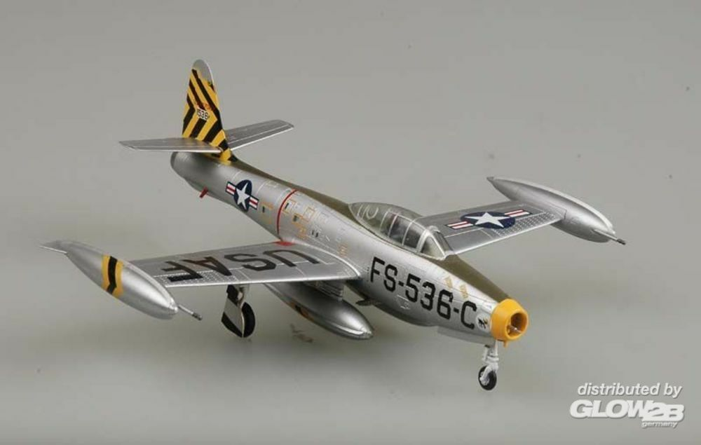 Easy Model 37106 F84E-25, 8th FBS, Lt. Donald James in 1:72