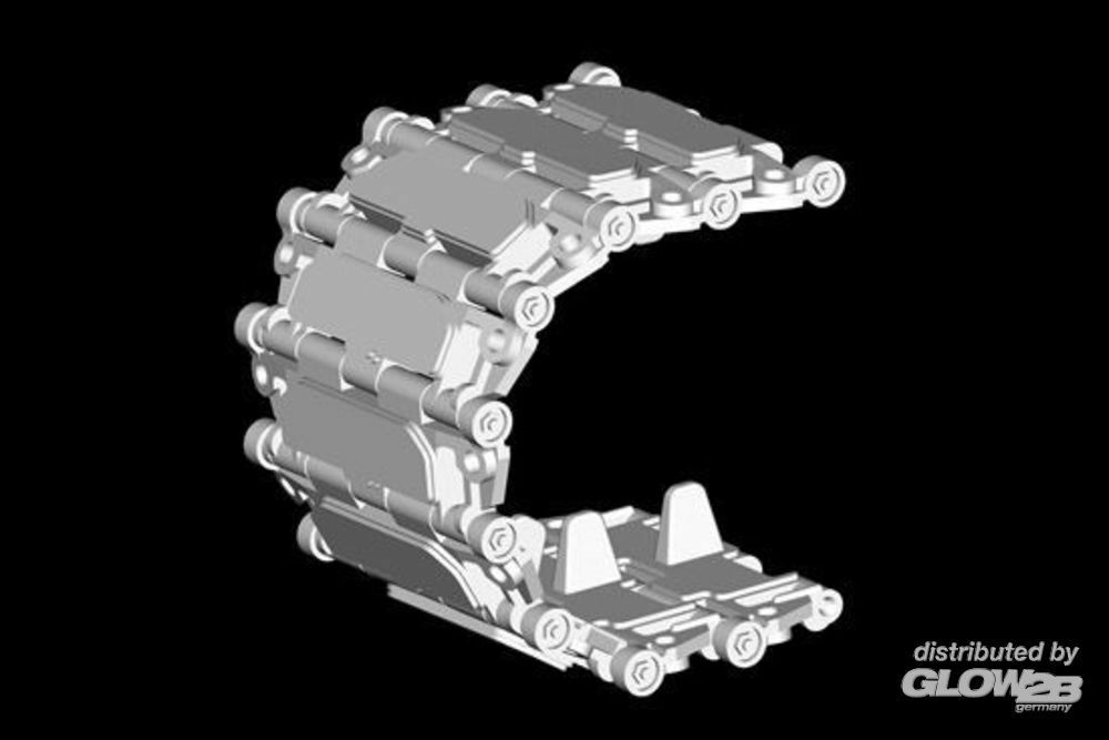 Trumpeter 02044 Chinese TYPE 83 Track links in 1:35